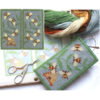 Glasses case needlepoint kit
