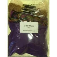 Needlepoint pincushion kit