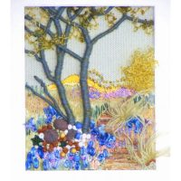 Bluebell Wood Embroidery