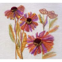 Heleniums Embroidery