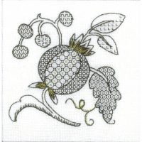 Blackwork Tile 1
