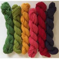 Appleton Tapestry 4ply Wool - Hanks