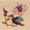 Canvas embroidery kit